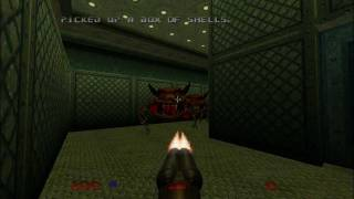 Doom 64 EX walkthrough Part 1