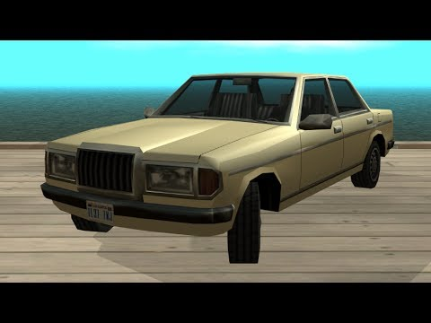 GTA San Andreas - Admiral - YouTube