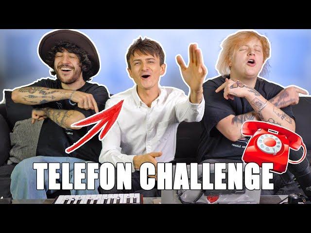 Wir verarschen YouTuber..! - mit Dima (Rezo, Simon Will, Manager)