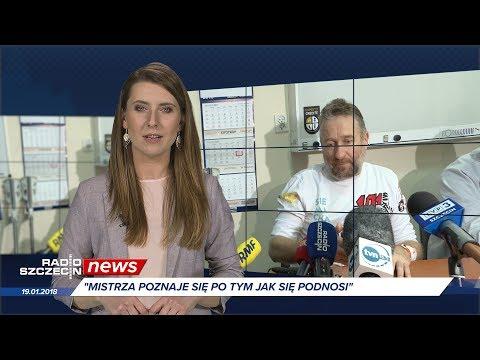 Radio Szczecin News 19.01.2018