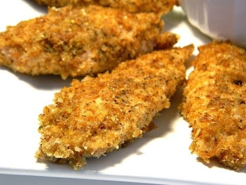 healthy-breaded-chicken-tenders
