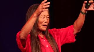 Allow things to unfold and you will find your purpose in life | Peggy Oki | TEDxQueenstown