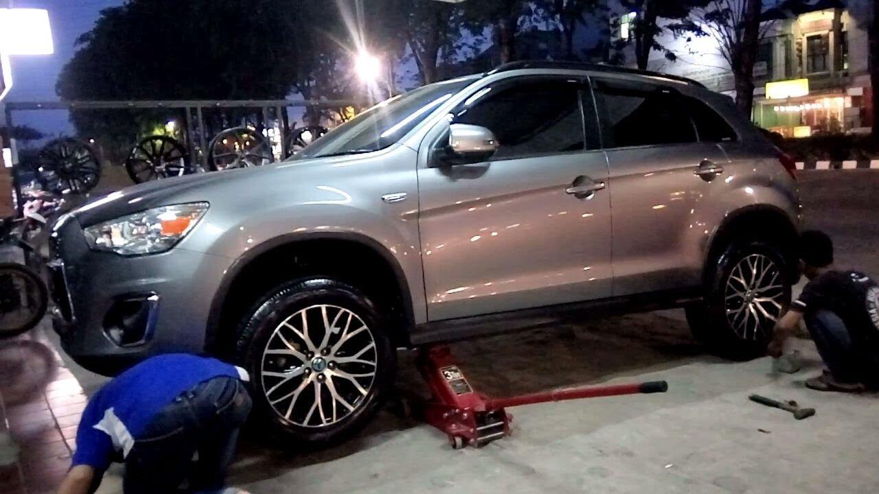Modifikasi Mitsubishi Outlander Vip Autostyle Ban