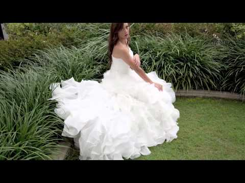 House of Serendipity Wedding gowns - YouTube