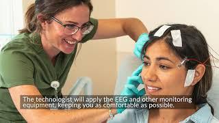 Virtual Tour of the Epilepsy Monitoring Unit (EMU) at the Hartford HealthCare Epilepsy Center