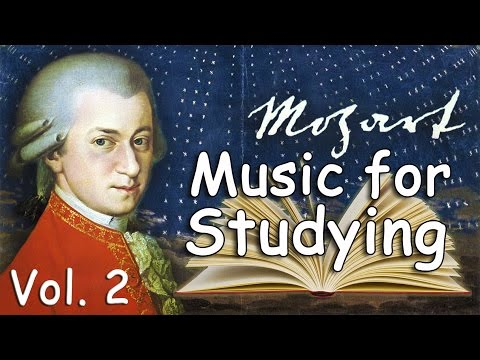 Mozart for Studying and Concentration Vol. 2 - Classical Music for Studying - Study Music Playlist