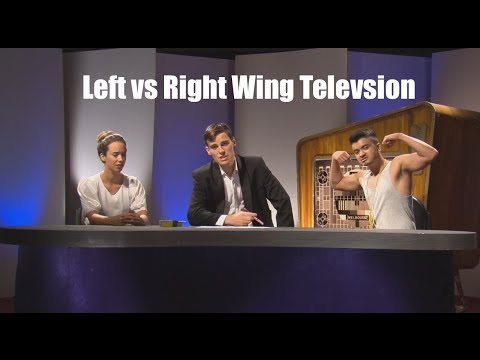 Left vs Right Wing TV Shows