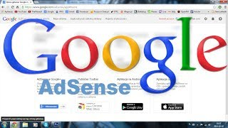 YouTube - Google AdSense - Weryfikacja adresu - Kod PIN - List od Google