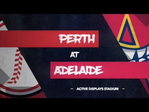 LIVE: Perth Heat @ Adelaide Bite, R7/G1