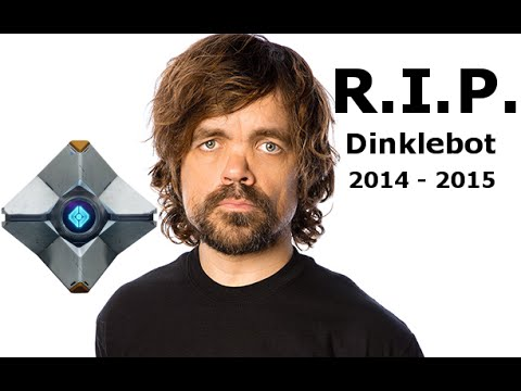 Dinklebot Supercut | Peter Dinklage Destiny Ghost Voiceover