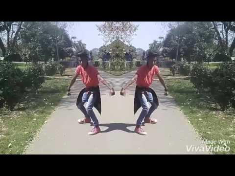 Hip hop dance by Abhishek Kumar D XPRESS crew