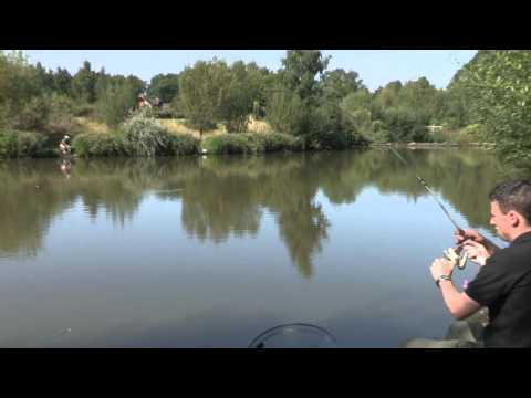 Part 15 Angling Basics with Shakespeare: Starting Coarse Fishing - How to Play And Land Fish
