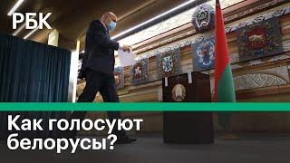 Выборы в Белоруссии 2020: тактика оппозиции и очереди на участках. Последние новости