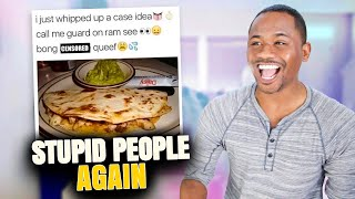 Dumbest FAILS #83   STUPID PEOPLE POSTS and STUPID QUESTIONS   TOP 30 FUNNY FAILS   Alonzo Lerone
