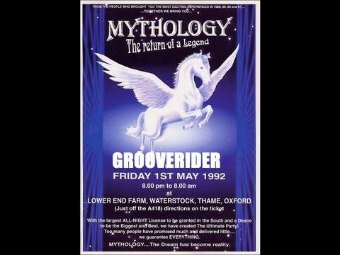 Grooverider Mythology.