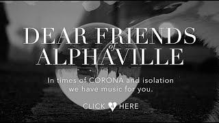 Alphaville - Heartbreak City (Demo 8/Roughmix)