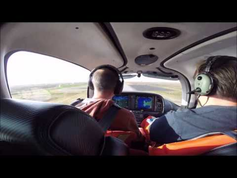 Transatlantic Ferry Flight from Duluth, Minnesota to Blackpool, UK in a Cirrus SR22T