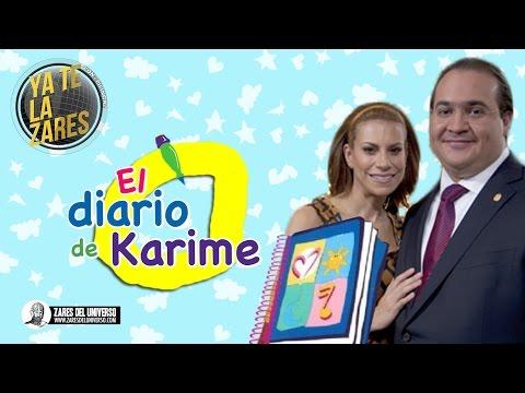 """El diario de Karime. """"Sí merezco abundancia"""".   Ya te la Zares. Zares del universo."""