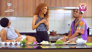 Cook with Wema Sepetu S03E08 Whozu & Tunda