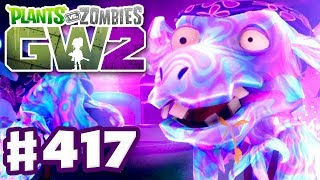 Moon Base Z Soccer Match! - Plants vs. Zombies: Garden Warfare 2 - Gameplay Part 417 (PC)