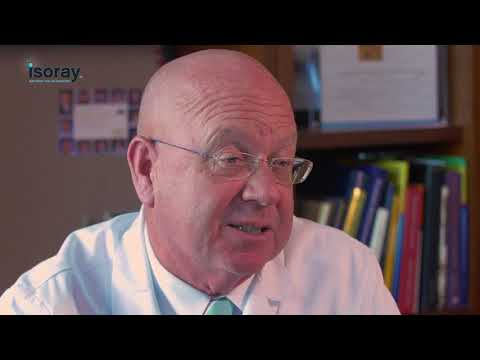 Dr. Brian Moran on the Benefits of Brachytherapy for Prostate Cancer Patients