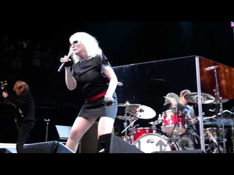 Blondie Performing at Perez Hilton's One Night In Austin at SXSW 2014