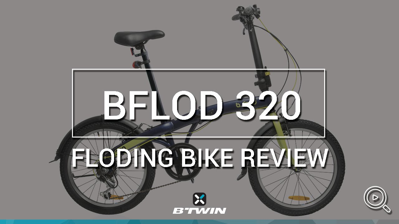 Bici Pieghevole Hoptown 5.Folding Bike Bfold 320 B Twin Velo Pliant Bfold 320 B Twin Youtube