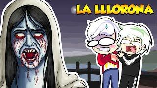 ME ESCAPO DE LA LLORONA!! 😱 *CASI ME DA UN INFARTO* | DEAD BY DAYLIGHT 3:00 AM
