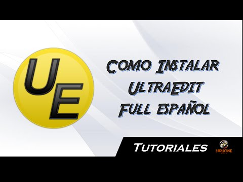 HIPHONE SOLUTIONS - Descargar UltraEdit full español