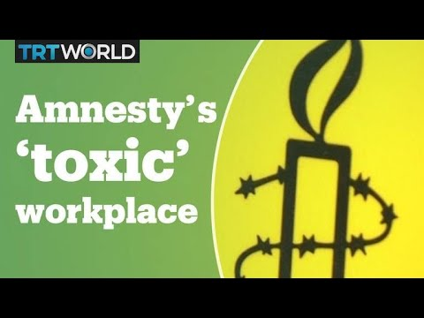 Amnesty International is a 'toxic' workplace, new report finds