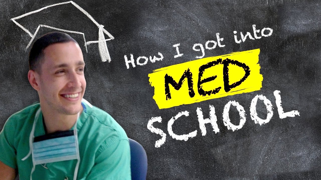 How I Got Into MED SCHOOL | My Pre-Med Journey | Doctor Mike