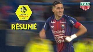 SM Caen - Toulouse FC ( 2-1 ) - Résumé - (SMC - TFC) / 2018-19