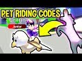 RIDING GRIFFIN PET IN ADOPT ME CODES 2019 | Roblox Adopt me Ride A Pet Update