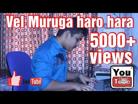 Velmuruga haro hara song keyboard by Kasinath