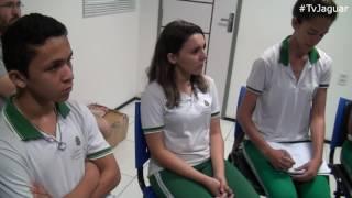 Espelho gestão, SAAE Limoeiro recebe em visita alunos da Escola profissionalizante de Jaguaruana.