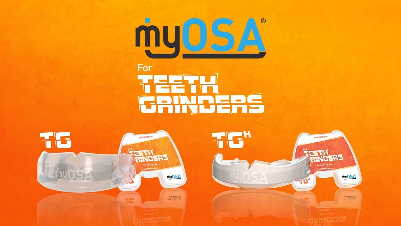 myOSA for Teeth Grinders™ - YouTube