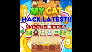MY CAT - Attract Wealth HACK LATEST!!EARN REAL MONEY GAME!!