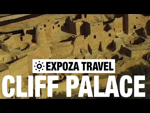 Cliff Palace (Colorado) Vacation Travel Video Guide