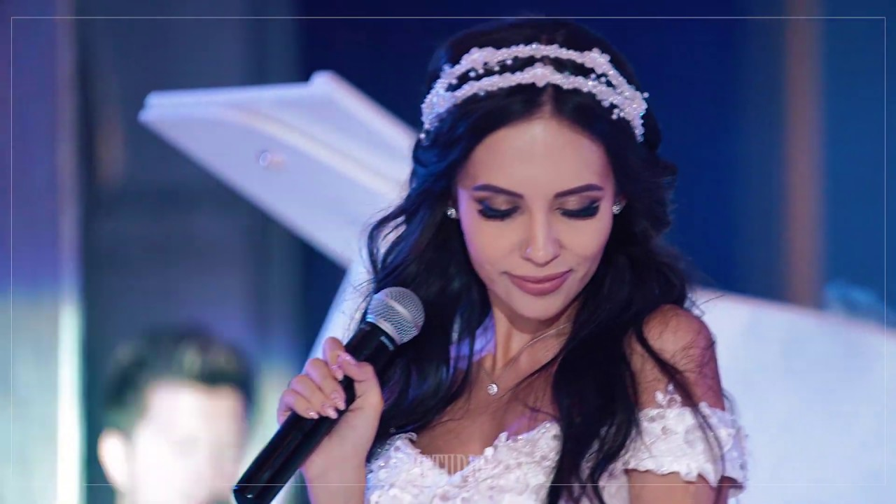 Жених и Невеста спели на свадьбе - YouTube