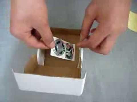 Light activated Sound Module for Gift Box,light sensor sound chip