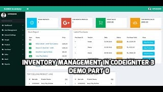 Inventory Management Software Github