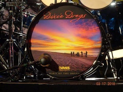 Dixie Grit Dregs Full Concert HD Woodstock N.Y Bearville Theatre Dawn Of the Dregs Tour 2018