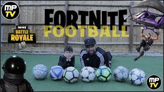 FORTNITE FOOTBALL! | MPTV