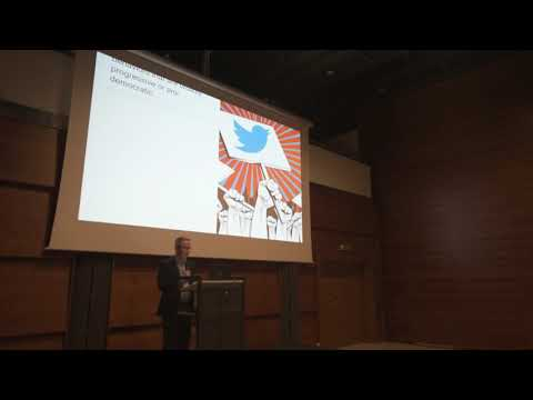 Andrew Chadwick: Thinking About The Role Of Social Media In The Formation Of Public Opinion I