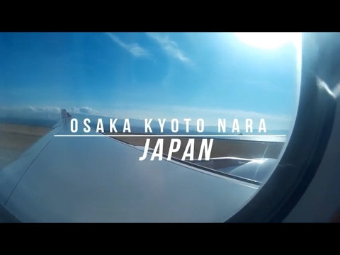 EPISODE 20 - Trip to Japan   Osaka Kyoto & Nara   Winter
