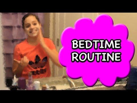 Kenzie's Bedtime Routine