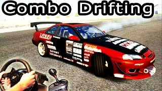 Drifting - Toyota Soarer @ Tsukuba (Assetto Corsa v1.0) long Combo Drift! t500rs Full HD thumbnail