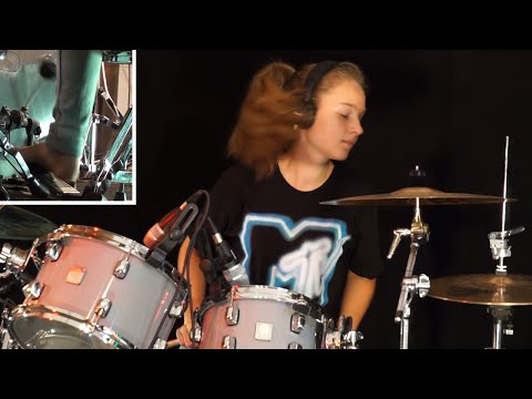 Money For Nothing; drum cover by Sina