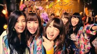 [Kan/Rom]Yume Miru Adolescence - Love for You (Short Ver.) - Lyrics