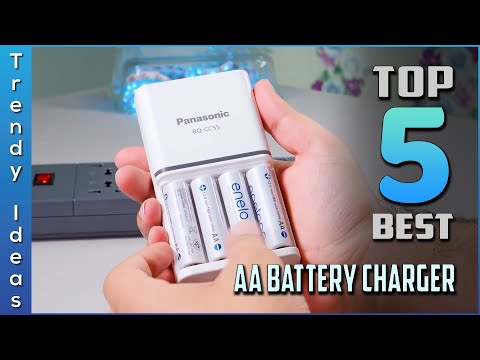 Top 5 Best AA Battery Chargers Review In 2020